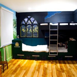 Приказна детска стая в стил Хари Потър