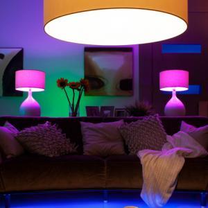 Светлини, които променят цвета си