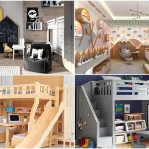 Приказни детски стаи, които ще ви омагьосат