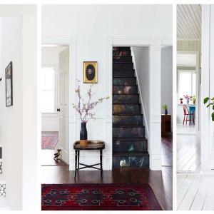 Интересен декор върху стъпалата