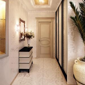 Огледало - важен елемент в коридора!