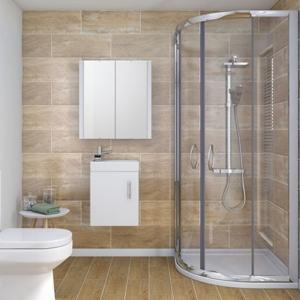 6 практични идеи за малка баня