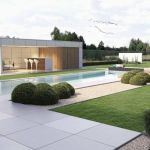 Модерна градина за градските условия