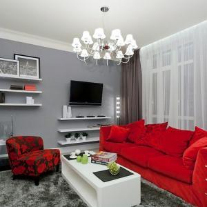 Сив цвят за хола