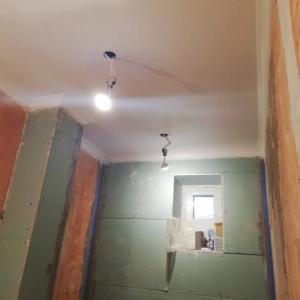 Окачени тавани.
