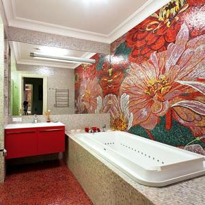 Мозайки в банята – наистина си заслужава