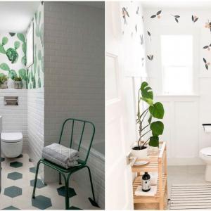 Тапети и стикери за баня