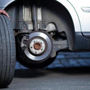 Стъпка 7: Премахнете старата гума