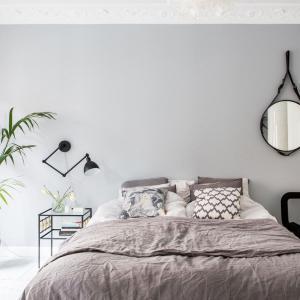 Мебелите са заоблени и практични, а металните акценти - важни