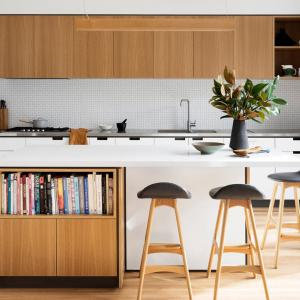 Правилните пропорции с височината на кухненските мебели
