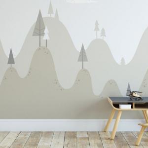Какво да направим със стените на детската стая, за да постигнем креативен и впечатляващ декор?