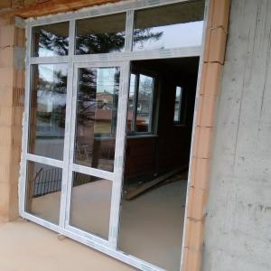 PVC прозорец