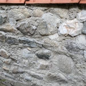 Външна стена с камък