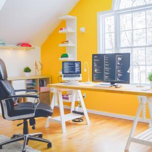 Дизайн на бюрото – възможностите са огромни