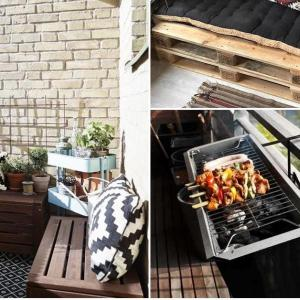 Как да преобразите малкия балкон в просторно и удобно пространство