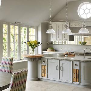 Характеристики на дизайна на кухня в стил Арт Деко