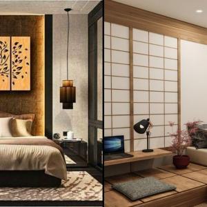 Обзавеждане в японската спалня