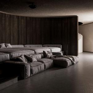 Хол, пригоден за домашно кино