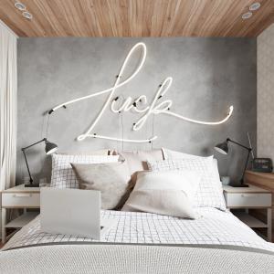 Комбинация между стандартно легло и нетипичен интериор