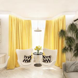 Бързо и лесно постигане на слънчев дом – аксесоари в бяло и жълто